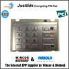 Justtide Factory Price Payment Encrypted PIN Pad, Diebold Encrypted PIN Pad,CRS Encrypted PIN Pad