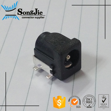 Impermeable DC Power Jack <span class=keywords><strong>ID</strong></span> 2mm 2.0mm SMD SMT jack hembra a hembra 3 P 4 P
