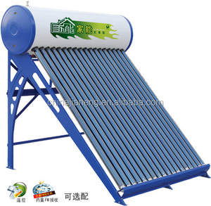 low pressure solar heating of the house/ compact vacuum solar hot water /solar hot water collector