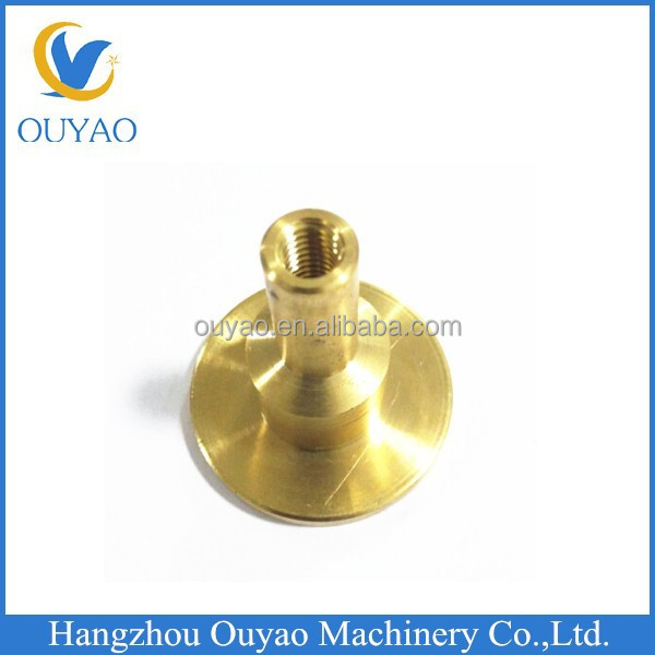 Brass Material Capabilities CNC precision machining