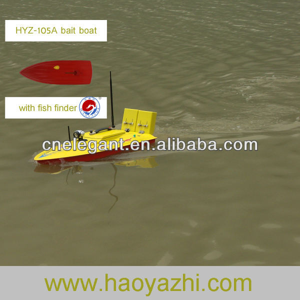 HYZ-105A Fishing Bait Boat for Angling Big Fish