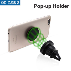 Buy Online Cell Phone Accessories Universal Magnetic Pop Stand Car Mobile Holder, Magnetic Pop Phone Holder For Magnet Mount