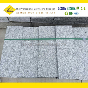 G603 granite tiles 18x18 for outdoor paving