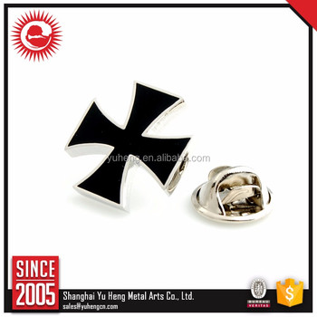 Popular style wholesale custom men's lapel pins