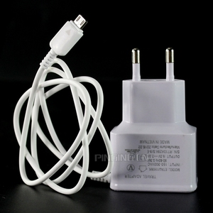 Quick charge Eu plug 5V 2A for samsung charger wall with cable