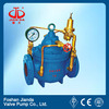 900X ductile iron flange end emergency shut-off valve