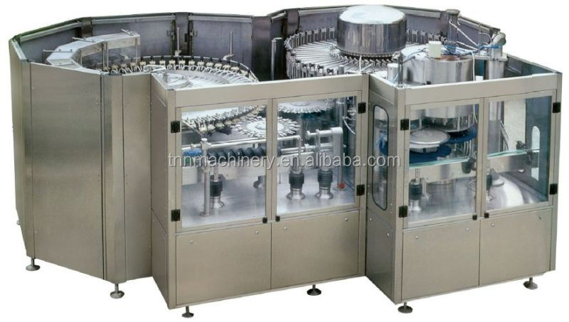 #14 promotion in alibaba 100 set in stock box pack pure water machine by sea