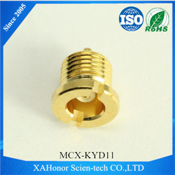 Manufacturer MMCX mmcx for semi rigid cable connector RG178