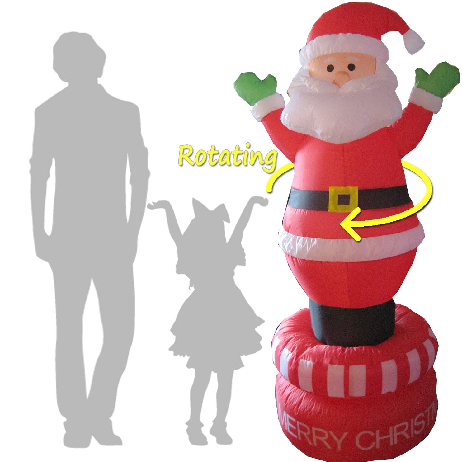 Cheap Christmas Outdoor Santa, find Christmas Outdoor Santa deals on ...