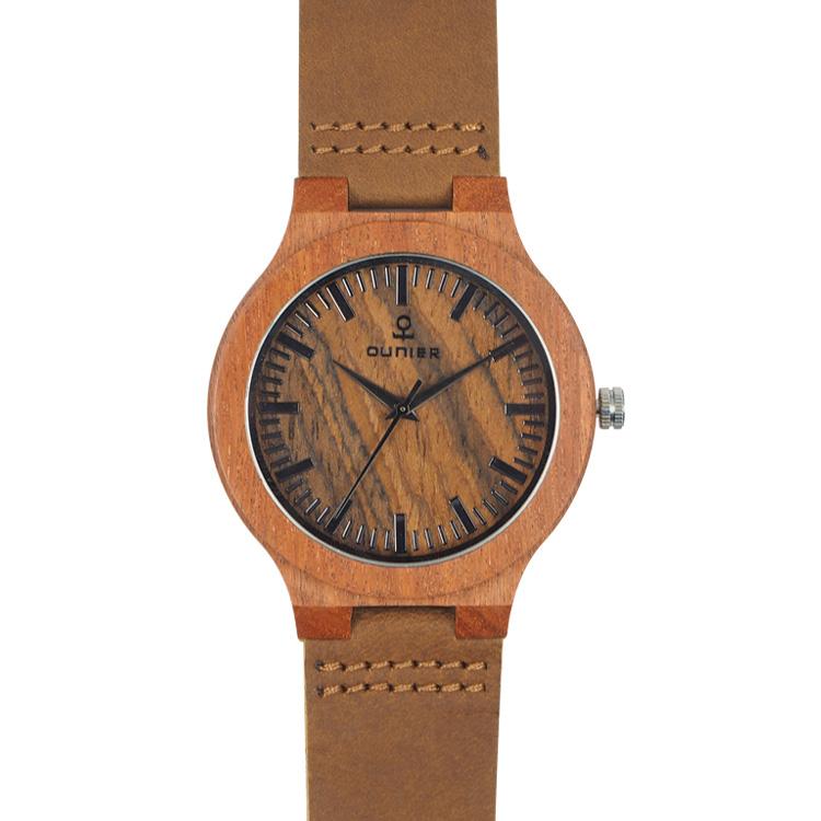f4478e33bc45 De relojes con su logotipo personalizado relojes de madera comprar Dropship  en línea