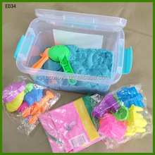 Space sand for baby and kids,hot selling magic toys sand, Dynamic Sand