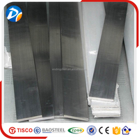 Hot sale 201 202 301 304 stainless steel flat bright bar at competitive price