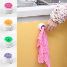 1PCS Wash cloth clip holder clip dishclout storage rack bath room storage hand towel rack Hot 2015