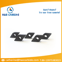 CNC face mill carbide inserts, CNC milling inserts