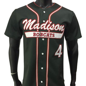 Youth mens strip custom baseball jersey custom sublimated embroidery stitched baseball jersey