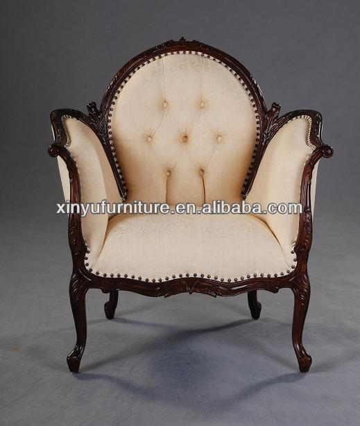 French Style Wooden Carved Arm Sofa Chair Xy0369 - Buy Solid Wood Arm Chairs/single  Sofa Chair/french Style Wooden Carved Arm Sofa Chair Xy0369,Wooden Sofa ...