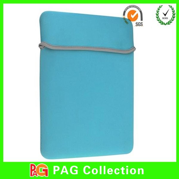 10.1 inch soft shell reversible laptop sleeve