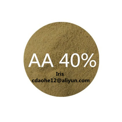 Organic Compound 40% Amino Acid Powder Fertilizer Widely in Agriculture