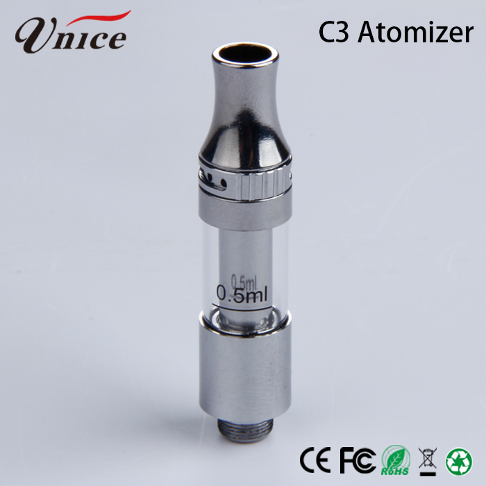 Vaporizer cartridge 510 hemp cbd oil cartridge filling Conseal 2.0 thick oil vaporizer kit