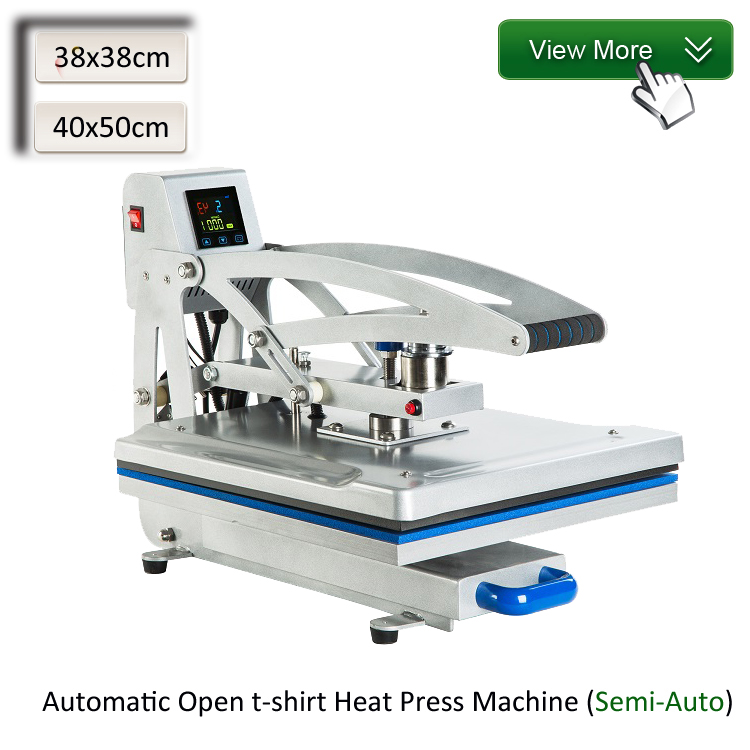 Heavy Duty 16x20 sublimation t-shirt transferpresse maschine