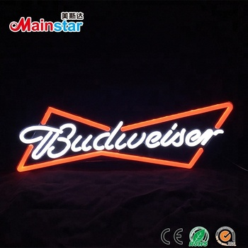 China Wall Advertising Flash Bright Up Injection Acrylic Led Bud