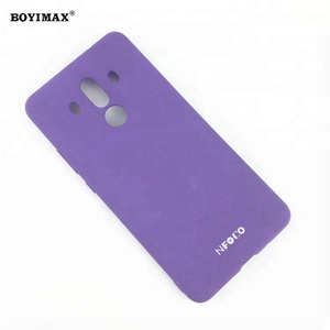 CT07 Direct manufacturer soft fluff coating TPU phone case,fashion matte back cover case for Xiaomi MI5 in wholesale