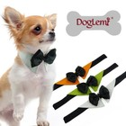 Trade Accessories 2015 Hand Stitching Dog Cat Pet Bow Tie Bowtie Collar Accessory