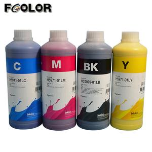 Import from Korea Inktec Waterproof Bulk ink Pigment Ink for HP 970 971  Inkjet Ink