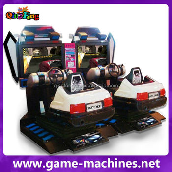 Mini Stacker Prize Redemption Game Machine Car Racing Games For ...