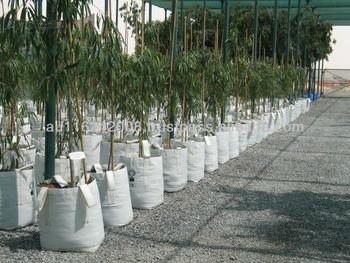 100 Litre Easy Fill Woven Planter Bag