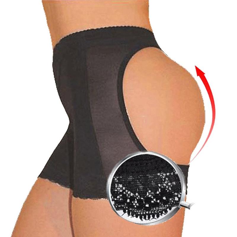 Sayfut women body shaper high waist butt lifter tummy control panty slim waist trainer lace panties butt lifter shaper