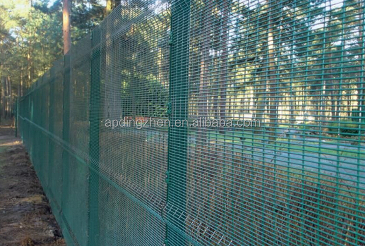 electric wall security metal fences for sale