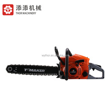 6200 62cc Good Service fully stocked chain saw machine stone cutting machine