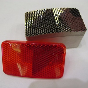 Rear Bumper Car Light Reflector Dome
