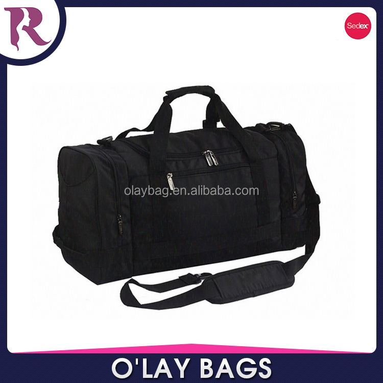 China wholesale promotion cheap custom sports bag