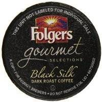 Folgers Gourmet Selections K-Cup Single Cup for Keurig Brewers, Black Silk, 24 Count Thank you for using our service by GIP Super Market