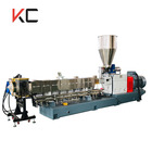 75B twin screw extruder recycle plastic granules making machine price