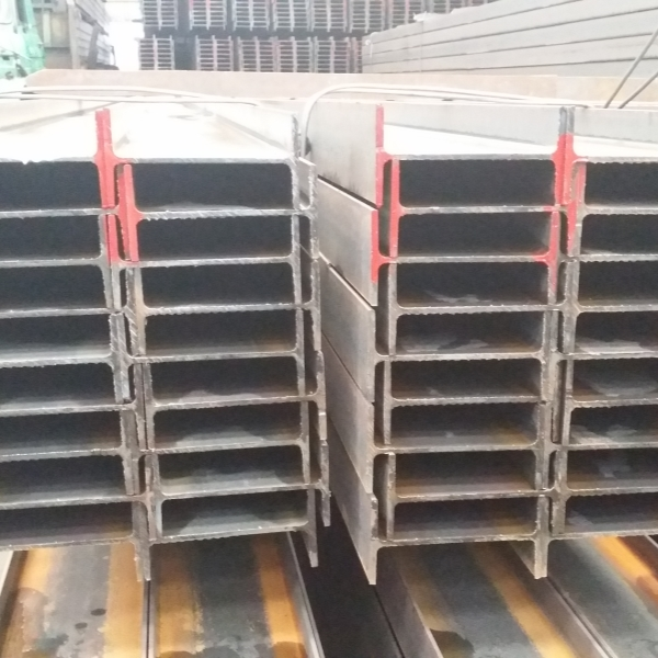 wide flange beams /types of steel beams/grade SS 400/