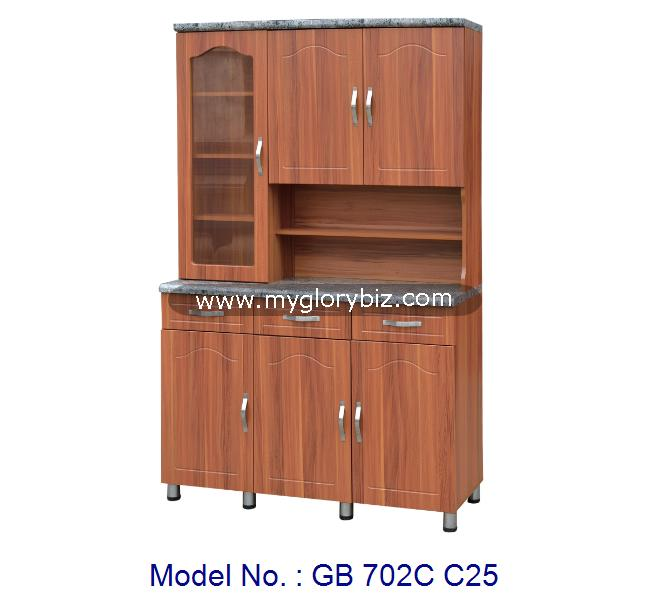 Modern Kitchen Unit, Laminated Kitchen Cabinets, Kitchen Pantry Wood Cupboard Design