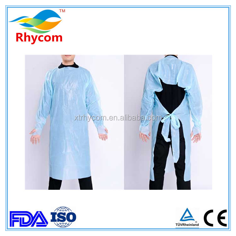 Cpe Surgical Isolation Gown Wholesale, Surgical Isolation Gown ...
