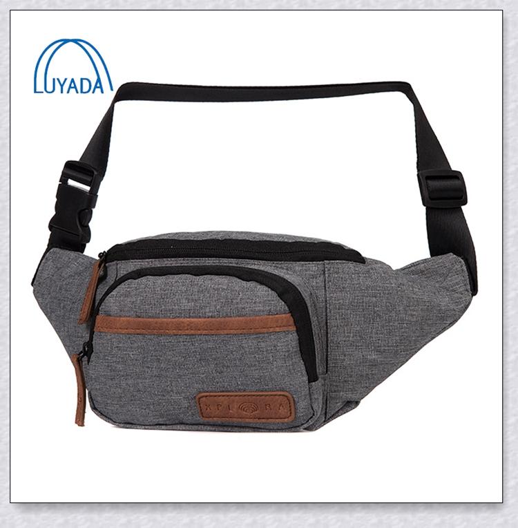 Waist Bag GMC-Logo Unisex Hip Pack Adjustable Belt Outdoor Running Sports