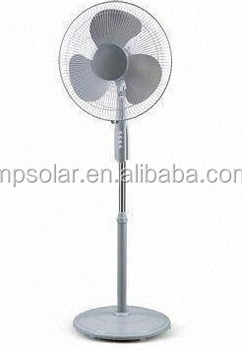Rechargeable Battery Operated Fan With Remote Control 3 Sd Choice