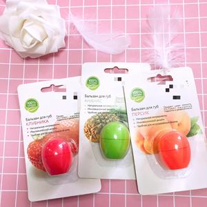 Fruits Glitter Gloss Hydrating Kids Korean Lip Balm