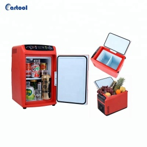 12v fridge freezer battery powered mini fridge 12 liter