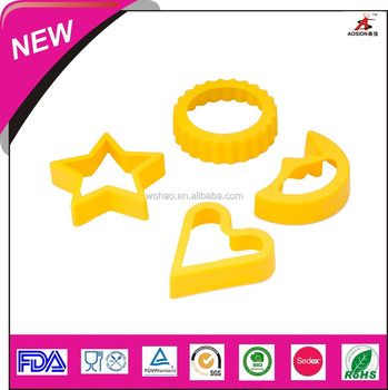 china wholesale bulk plastic cookie cutter