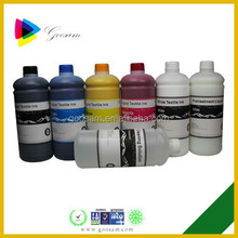 Industry Direct Selling Reactive Dye Ink for Digital Textile Printing