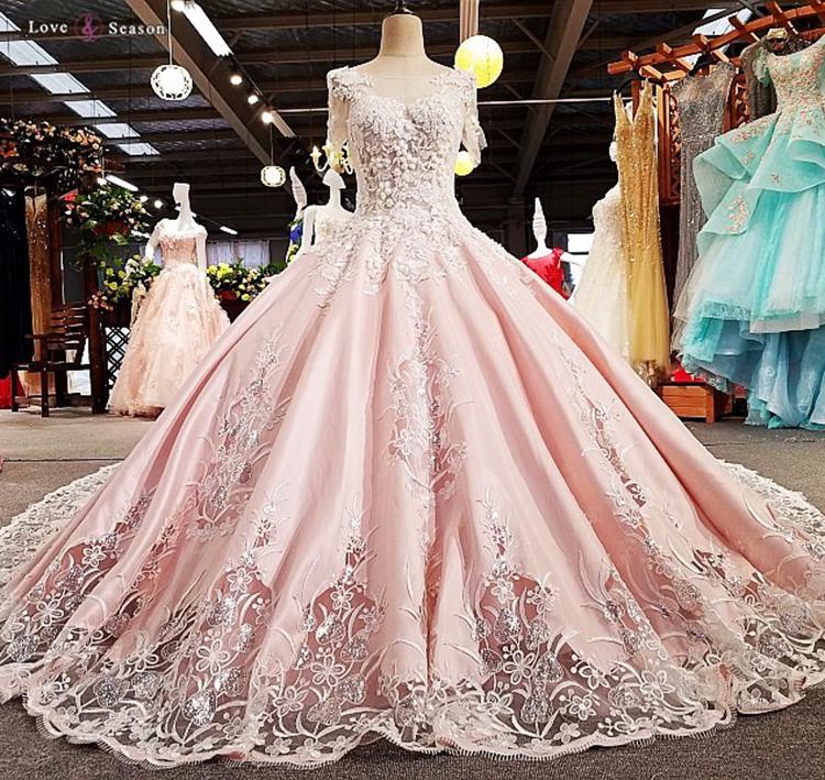 Venta al por mayor batas rosas para nenas-Compre online los mejores ...