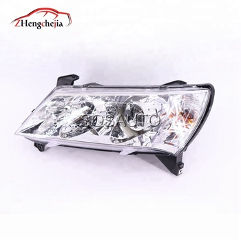 1067001211 Auto Lighting Left Front  Common Car  Headlight Assembly For Cars