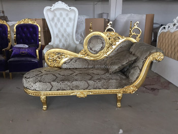 Victorian Sofa Style French Chaise