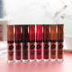 Private Label Long lasting Matte Lip Cosmetics Frosted Tube Lip Tint Liquid Lipstick Multicolor Lipgloss with Your Own Logo
